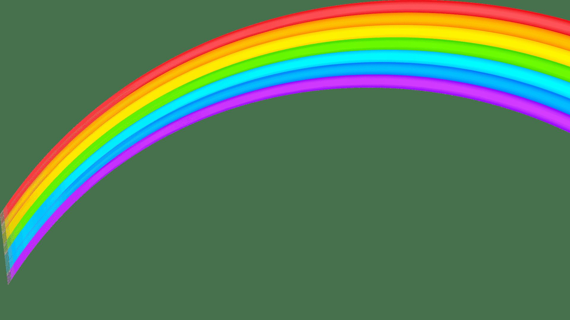 Stay Safe Rainbow