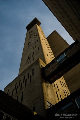 The Trelick Towers in London, United Kingdom
