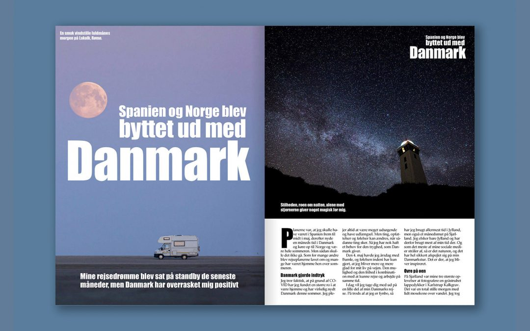 Campingbladet: Spain and Norway were exchanged for Denmark