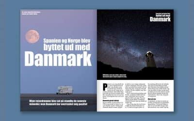 Campingbladet: Spanien og Norge blev byttet ud med Danmark