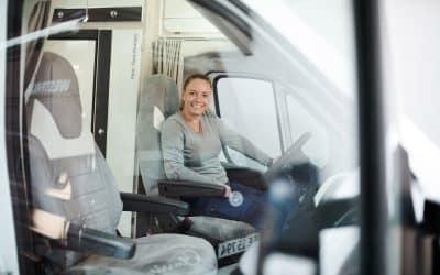 BREAKING NEWS! ;-) Jeg flytter ind i en ny autocamper!