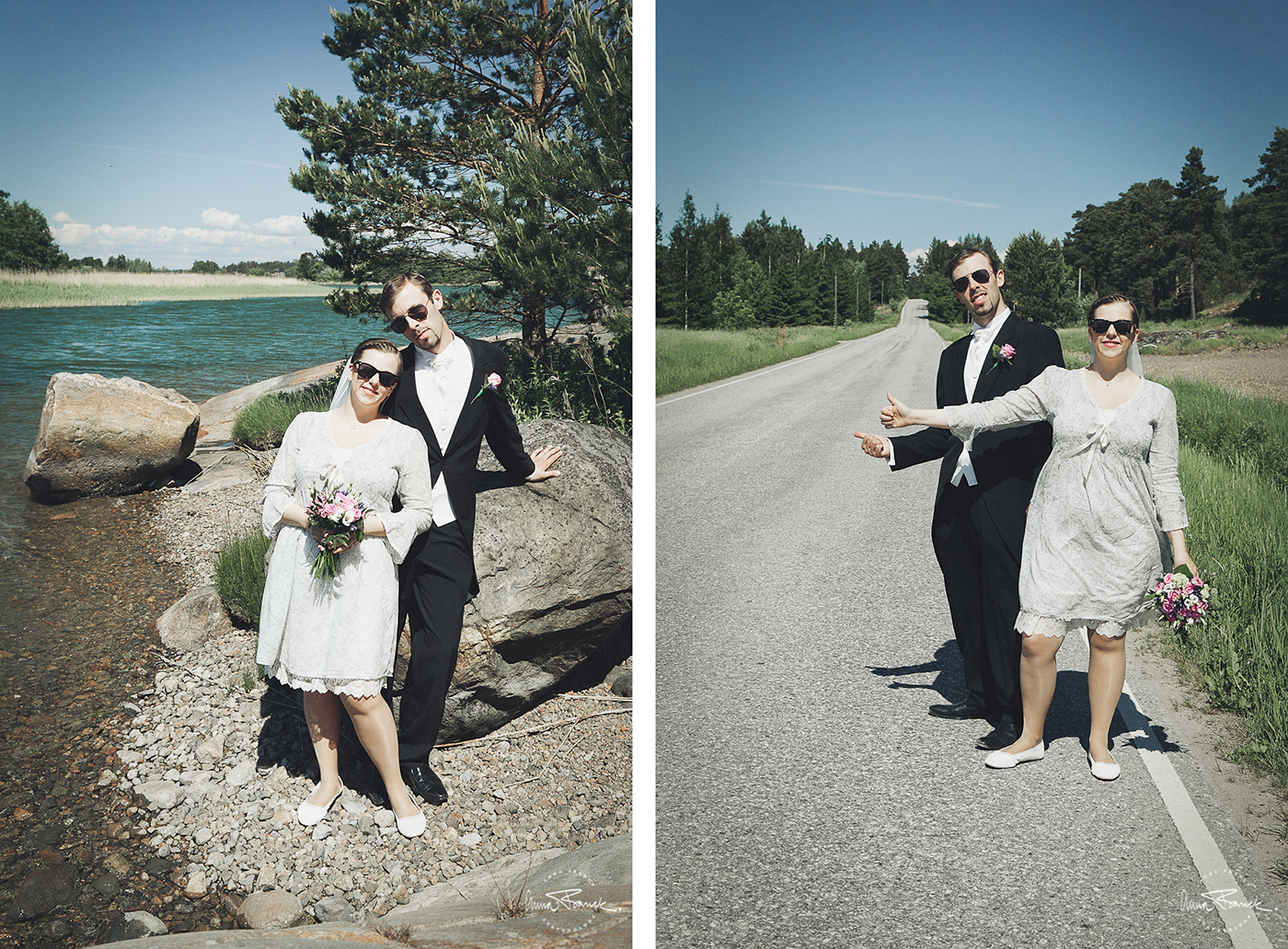 wedding, bröllop, häät, pargas, parainen, finland, suomi, hääkuvaus, bröllopsfotografering, anna, franck, porträtt, cool, annorlunda, unikt, ainutlaatuinen, stockholm, fotograf, kyrka, bukett