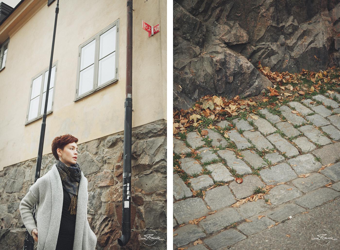 anna, franck, photography, fotograf, valokuvaaja, stockholm, finland, sverige, porträtt, portrait, muotokuva, enjoy, södermalm, natural, soft, light, autumn, chilly, relaxed, beautiful, lovely, trees, leaves, park