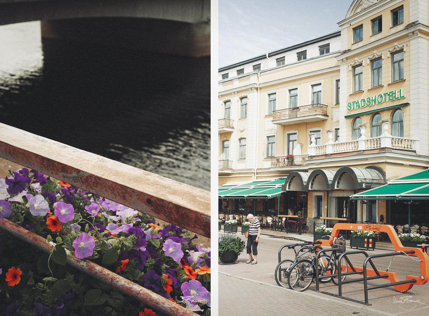 karlstad, anna, franck, photography, summer, sommar, bko, statues, statyer, museum, blommor, turism, tourist