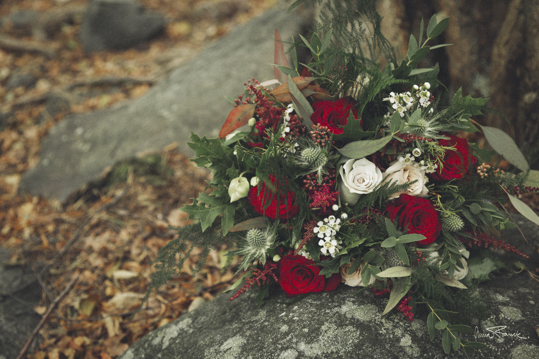 wedding flowers, Anna Franck Photography