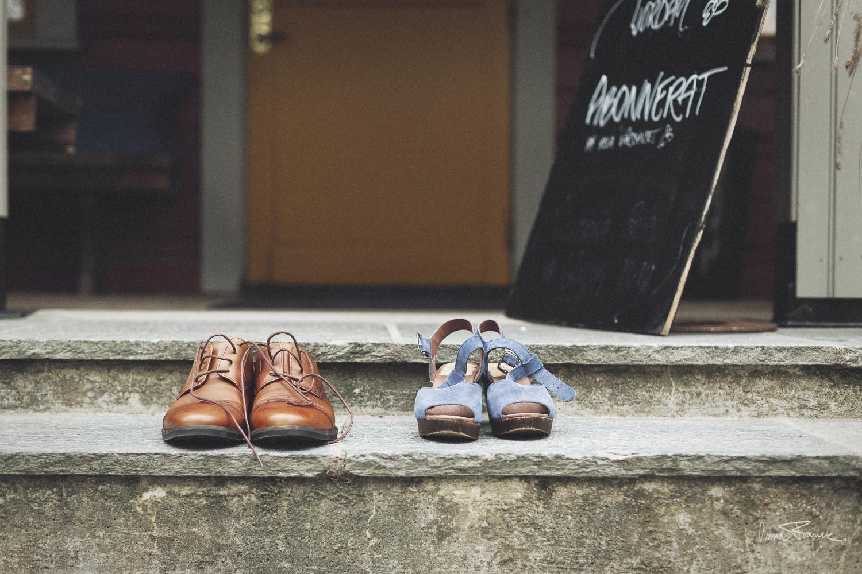 wedding shoes - Anna Franck Photography