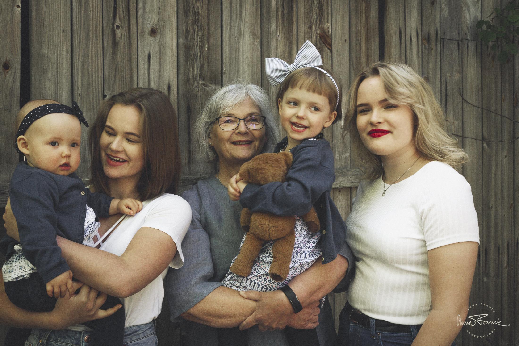 Familjefotografering i Pargas