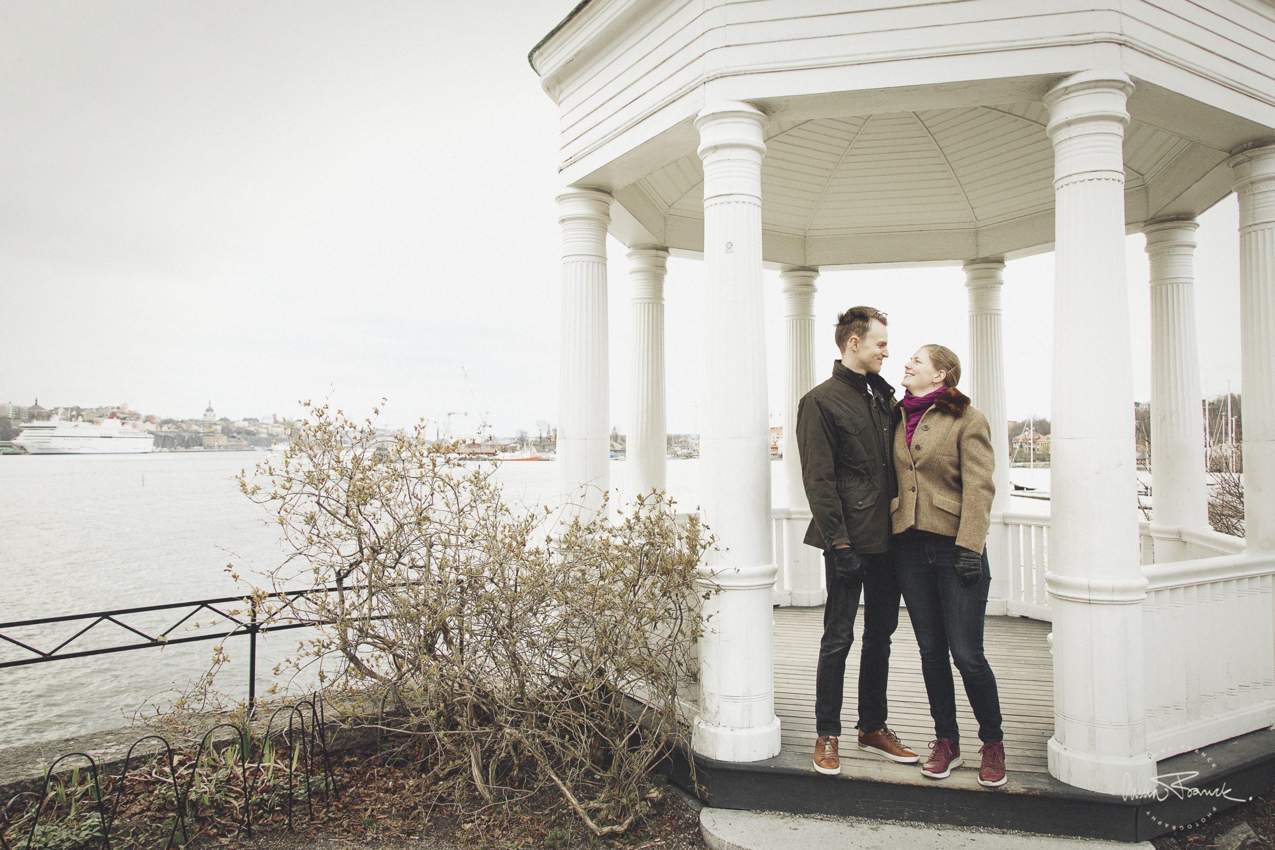 bröllop på Djurgården