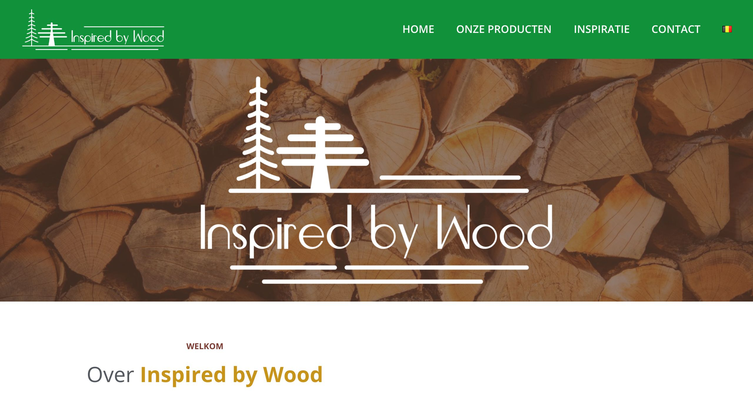 Inspired by Wood