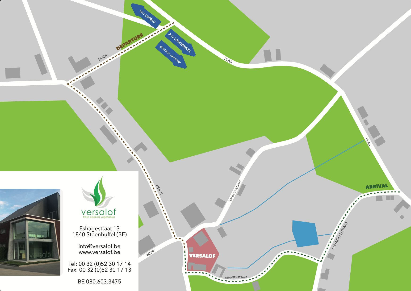 Traffic Plan – Agricultural Company