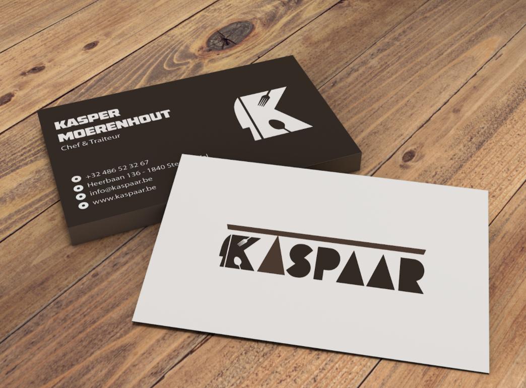 Visual Identity – Kaspaar
