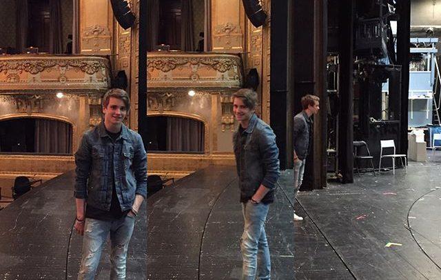 Anton Forsdik - Dramaten - The Royal Dramatic Theatre - Stockholm