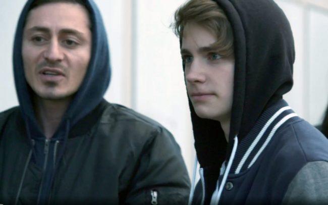 Insiativet film behind the scenes,Insiativet , Anton Forsdik,Alexej Manvelov,Happy Jankell,Christoffer Nordenrot