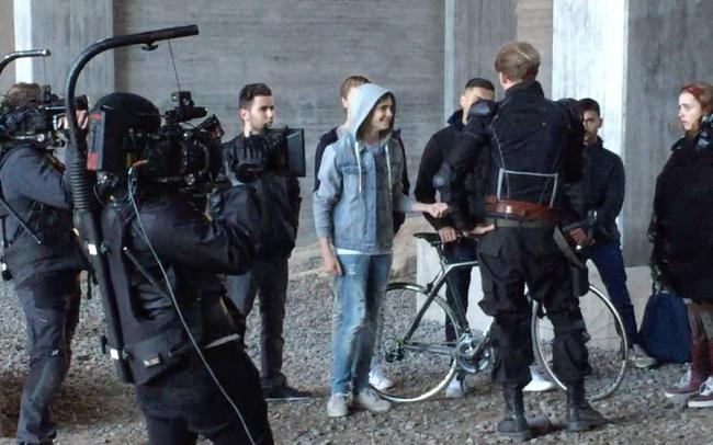 Insiativet film behind the scenes Anton Forsdik,Insiativet , Anton Forsdik,Alexej Manvelov,Happy Jankell,Christoffer Nordenrot