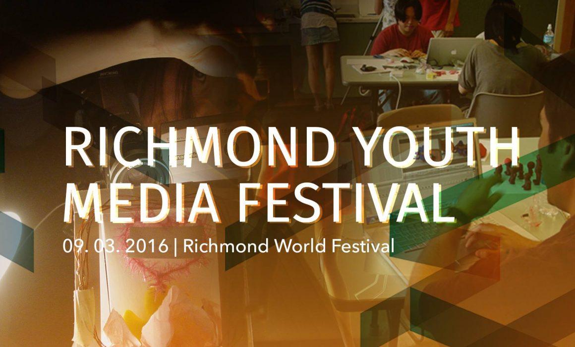 Richmond Youth Mediafestival,Anton Forsdik