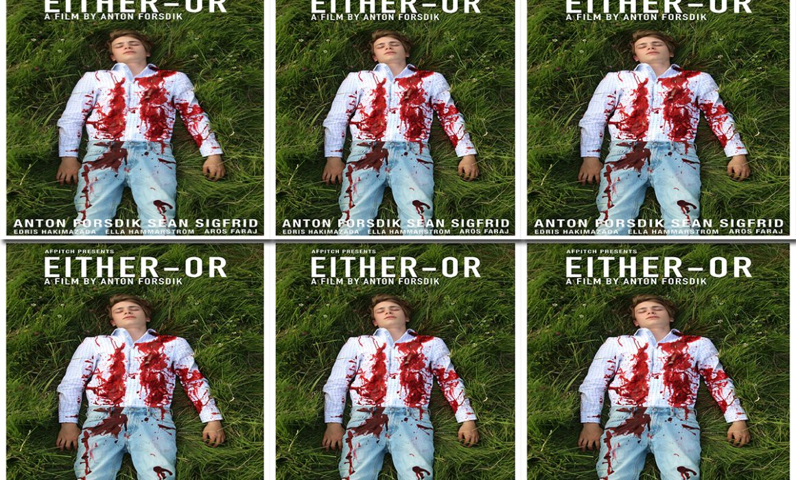 EITHER - OR film poster