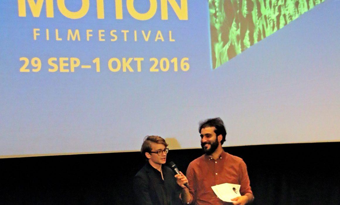 Stockmotion filmfestival Behrang Miri - Anton Forsdik