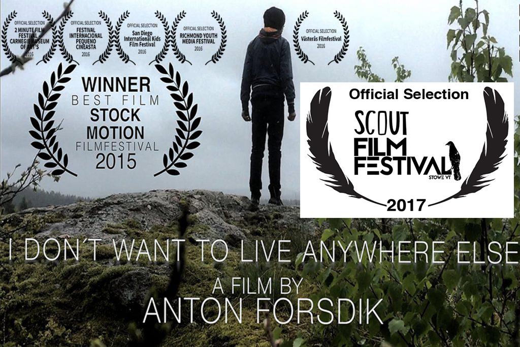 Scout Film Festival 2017,Anton Forsdik