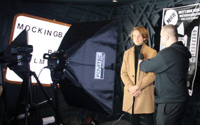 Best Young film maker on BIRMINGHAM FILM FESTIVAL,Anton Forsdik