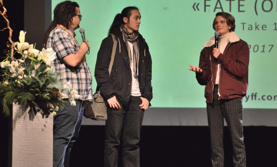Ödet (Fate) film Norwegian Film Premiere,Anton Forsdik