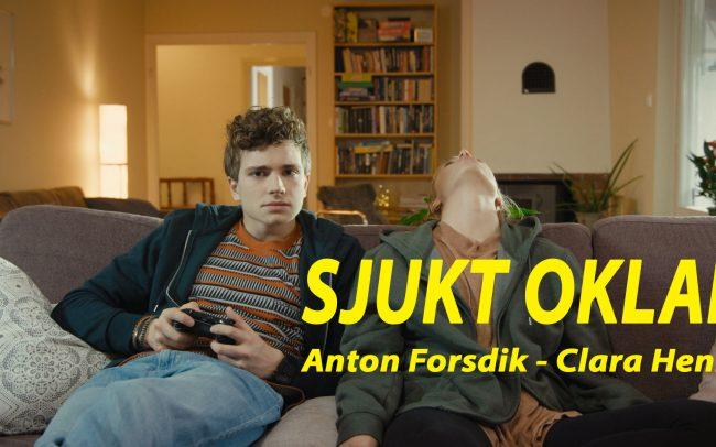 Ungdom på glid - Sjukt oklar , ANTON FORSDIK