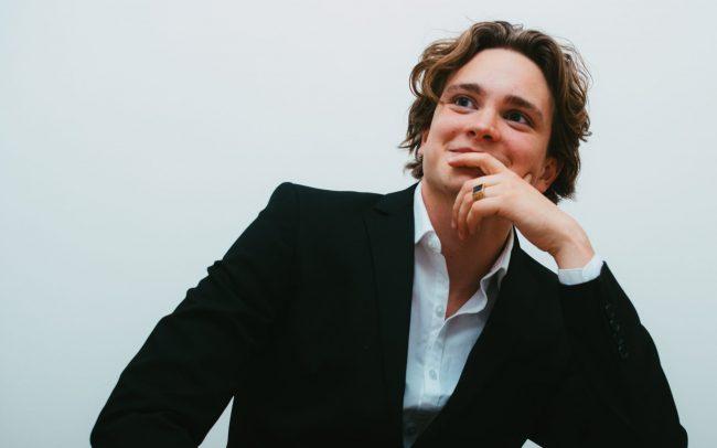 Anton Forsdik, zebrarummet,Lust HBO Max ny svensk TV serie