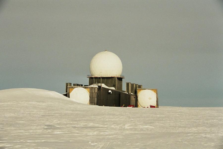 DYE-2 Radarstation