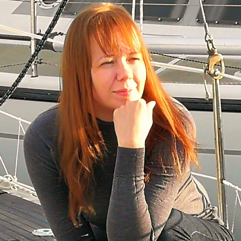 Tilfreds Antrope kunde - Isabel Berg