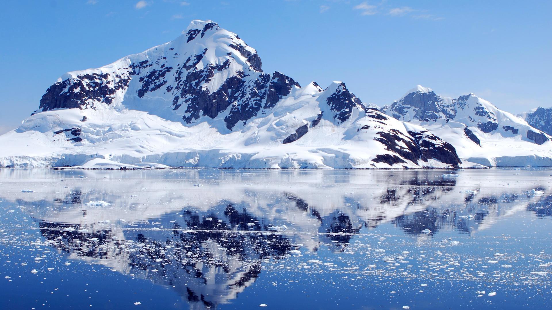 Mappe del Continente Antartico