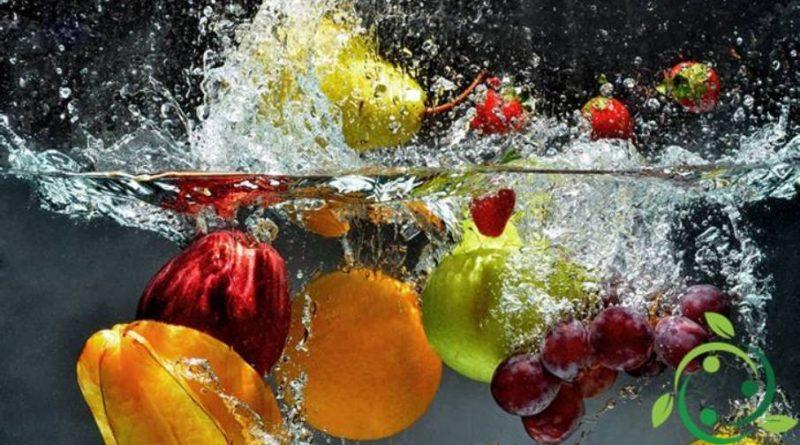 i pesticidi non si possono eliminare con il lavaggio