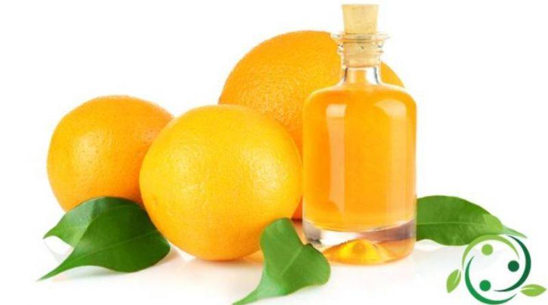 Olio essenziale di Arancio dolce