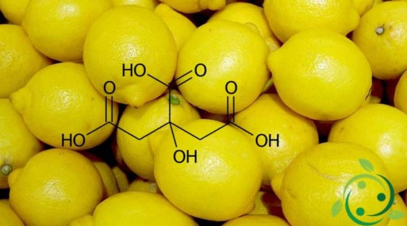 L'Acido citrico