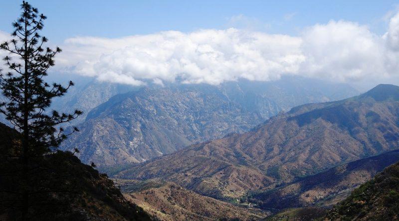 Parco nazionale di Kings Canyon