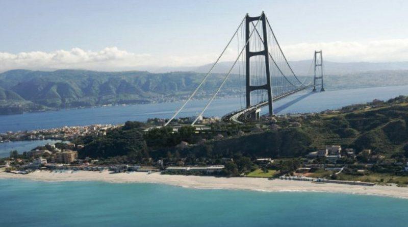 Ponte sullo stretto di Messina si o no