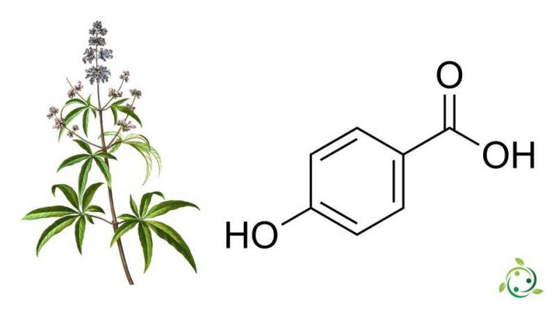 Acido 4-idrossibenzoico