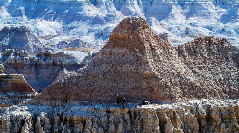 Parco nazionale delle Badlands