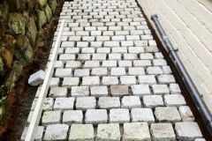 Cobble driveways and paths Stoke-on-Trent