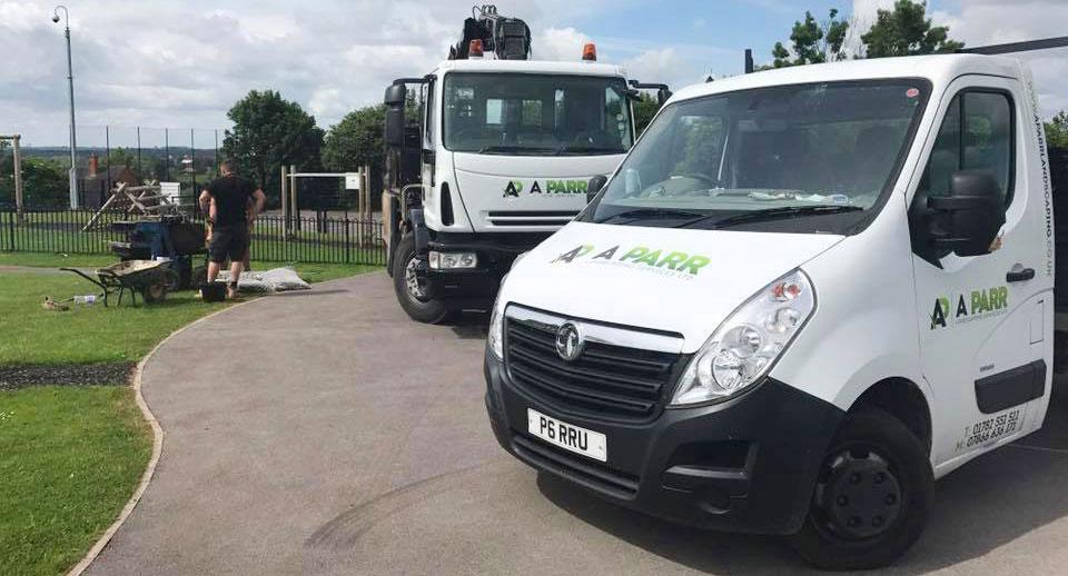 A. Parr Landscaping Services