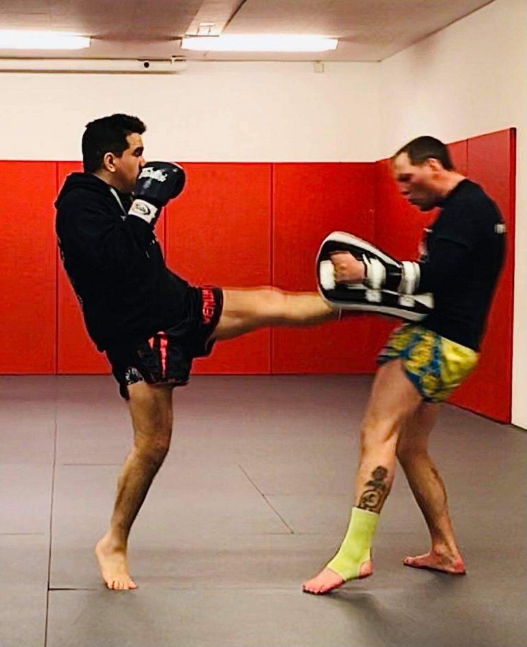 Muay Thai på Apex Kalmar