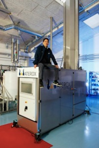 Aquarden Technologies launches SCWO-system
