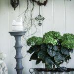 inredning ljus hortensia