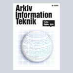 Arkiv Information Teknik nr 2 / 2018, tema Öppna data