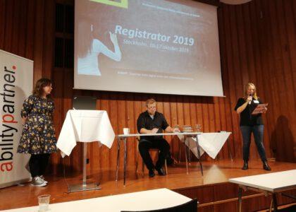 Registrator 2019
