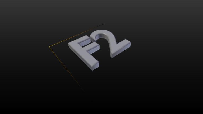 Blender F2 Addon explained