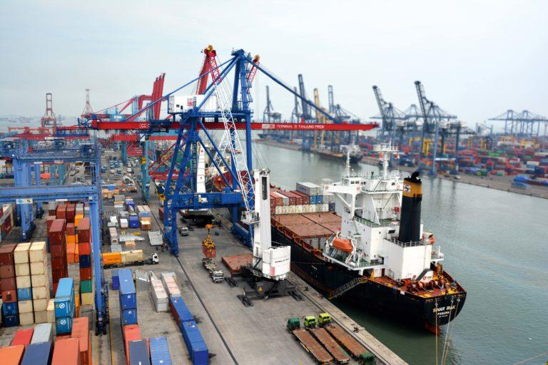 AS BULL Mobile Harbor Cranes