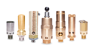 AS BULL Atmospheric Discharge Safety Relief Valves