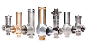 AS BULL Enclosed Discharge Safety Relief Valves