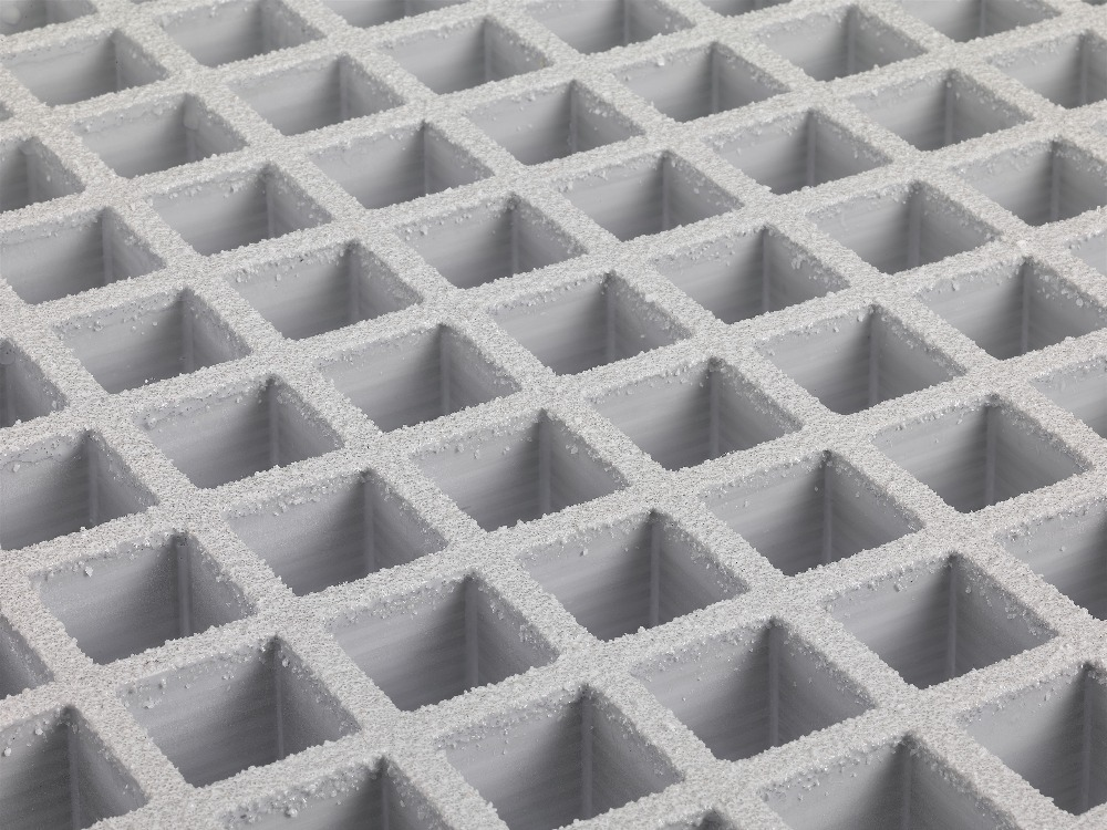 Gratings with a Sanded Surface