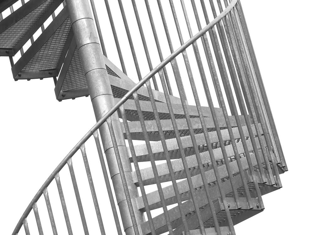 Spiral Staircases - LG Express