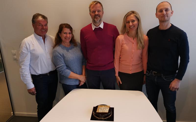 AS BULL Celebrating Johan Sverdrup project, Sandvika 2019